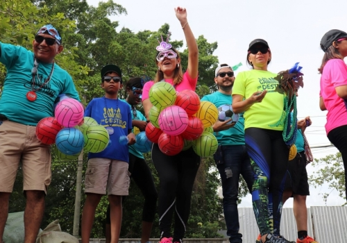 Fruit of the Loom realiza maratón…
